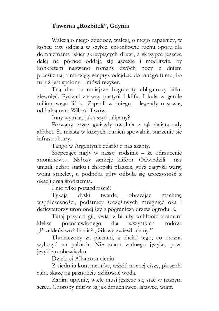 """Tawerna """"Rozbitek"""", Gdynia"""